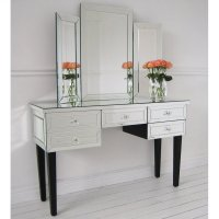 Cheap Mirrored Desk - Home Furniture Design