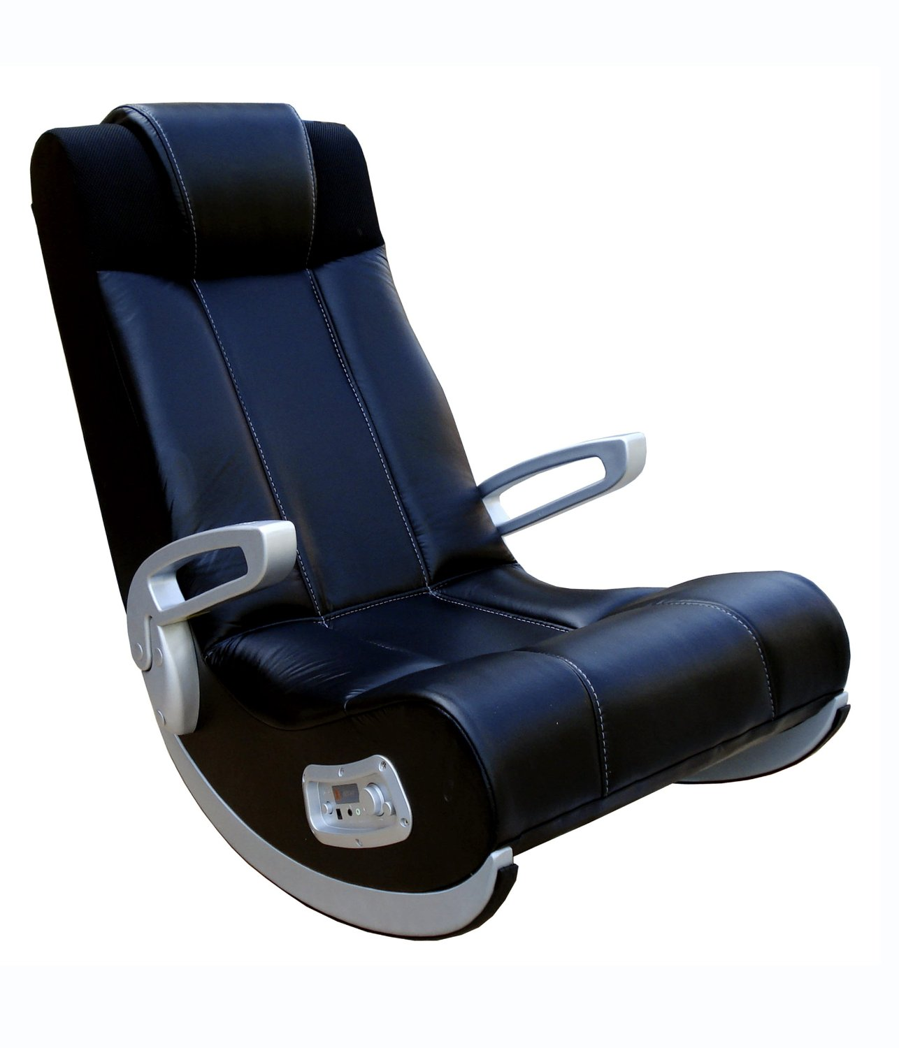 Gaming Chair with Speakers and Vibration  Home Furniture