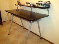 Ikea Galant Standing Desk - Home Furniture Design