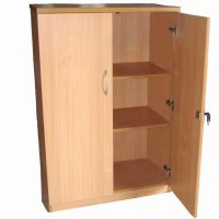 Office Wood Storage Cabinets