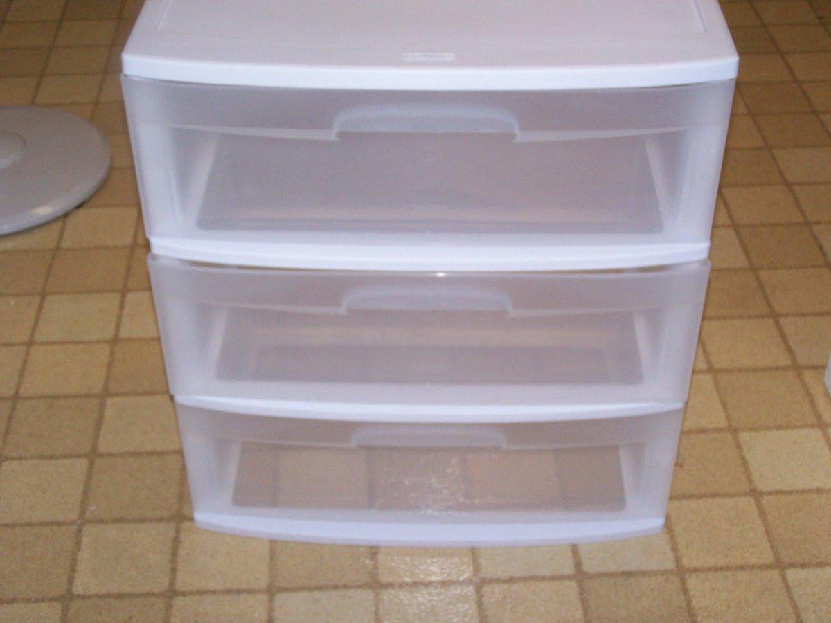 Plastic Dresser Drawers  Home Furniture Design
