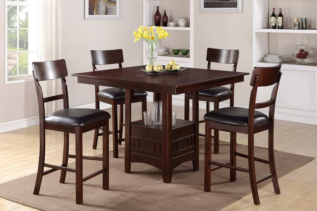 tall dining table chair covers bouncy saucer room sets home furniture design