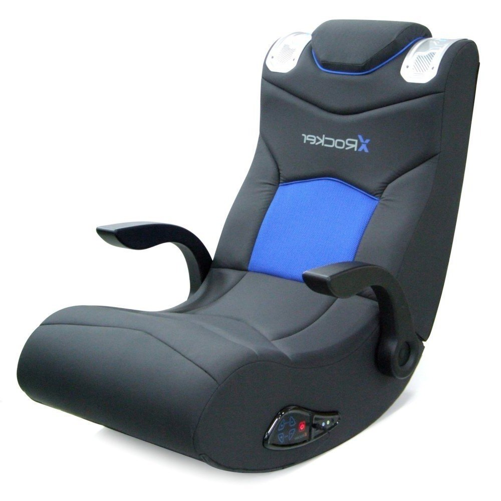 Video Game Chairs with Speakers  Home Furniture Design