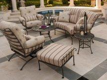wrought iron patio furniture cushions