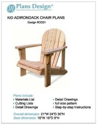 Adirondack Chair Woodworking Plans - Home Furniture Design