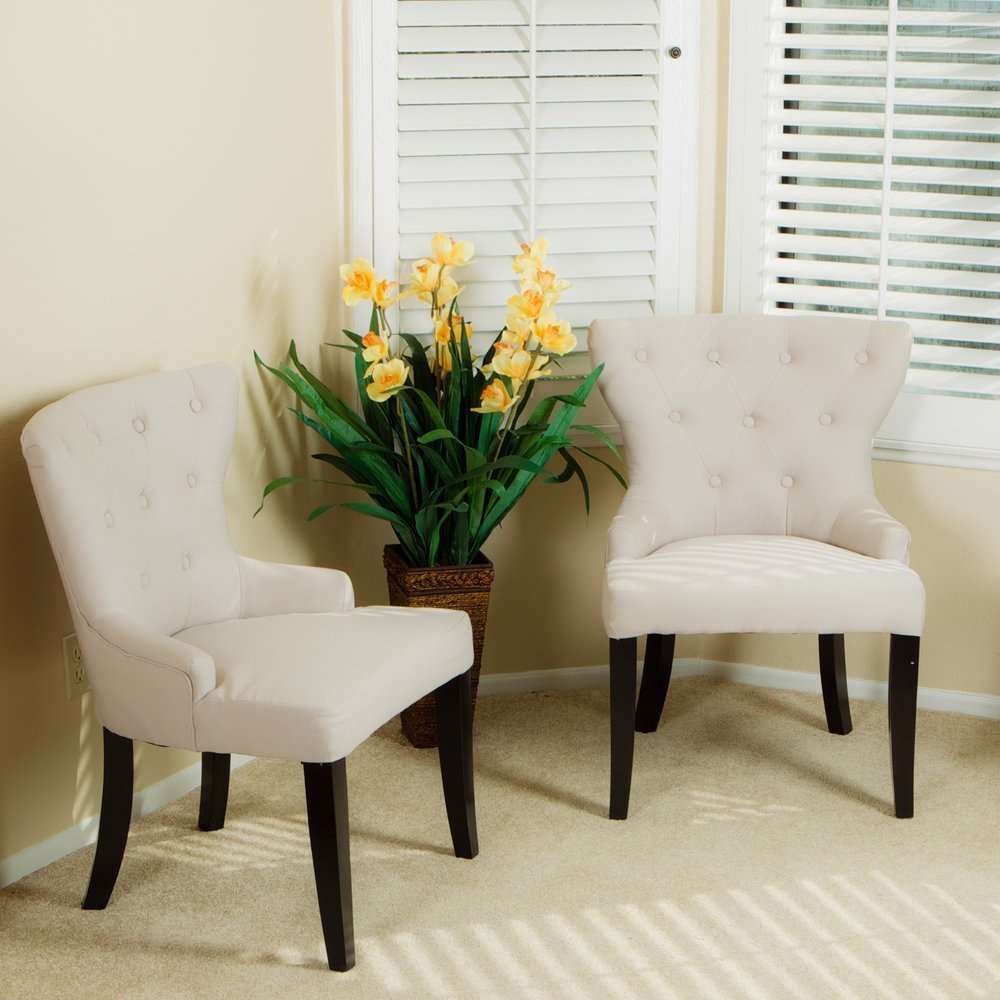 Accent Chair Set of 2  Home Furniture Design