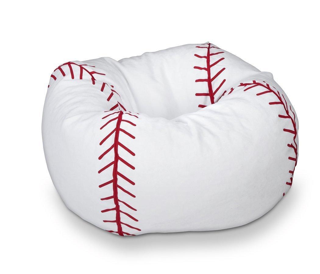 bean bag chair gym exercise routine baseball home furniture design