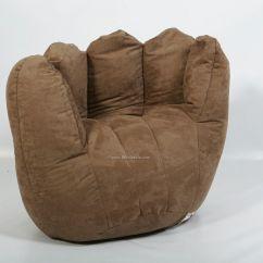 Baseball Desk Chair Ergonomic For Teenager Glove Bean Bag Home Furniture Design