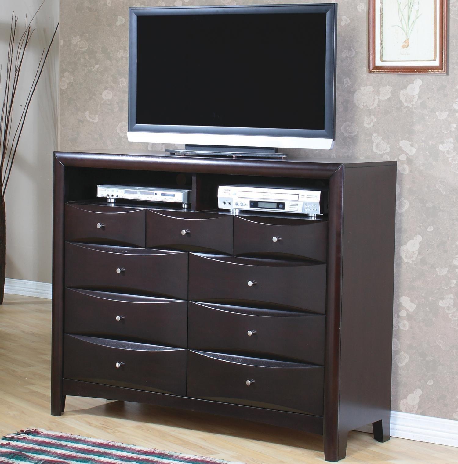 Bedroom TV Stand Dresser  Home Furniture Design
