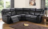 Cheap Black Leather Sofas - Home Furniture Design