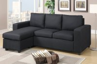Cheap Black Sectional Sofa - Home Furniture Design