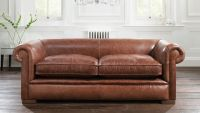 Chesterfield Style Sofa - Home Furniture Design