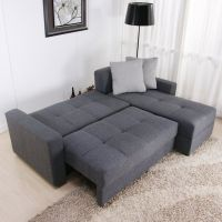 Convertible Sectional Sofa - Home Furniture Design