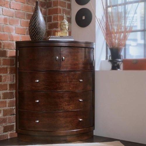 Corner Bedroom Dresser  Home Furniture Design