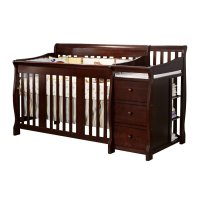 Crib Changing Table Dresser Combo - Home Furniture Design