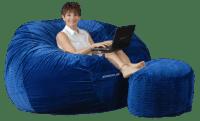 LL Bean Bean Bag Chair - Home Furniture Design