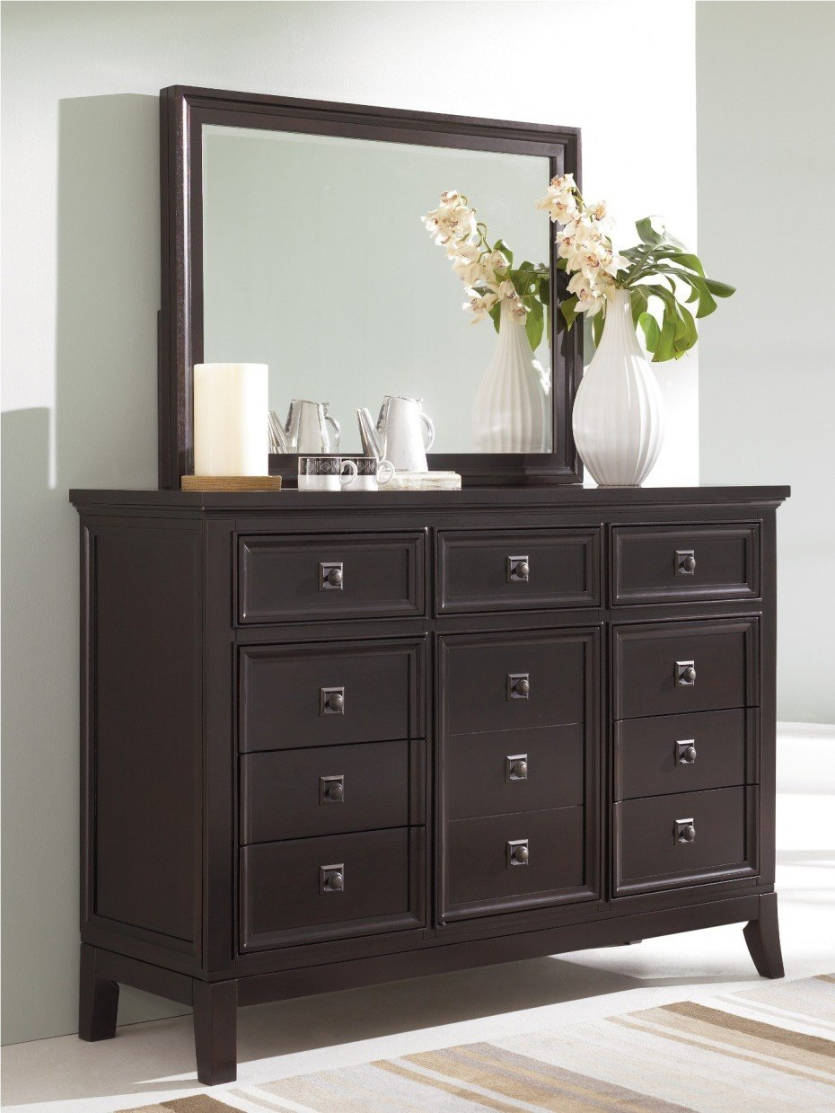 Modern Bedroom Dressers and Chests  Home Furniture Design