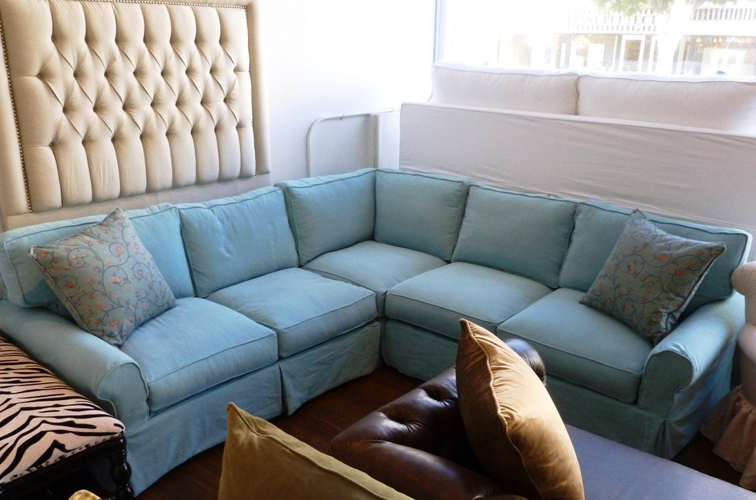 Stretch Slipcovers for Sectional Sofas  Home Furniture Design