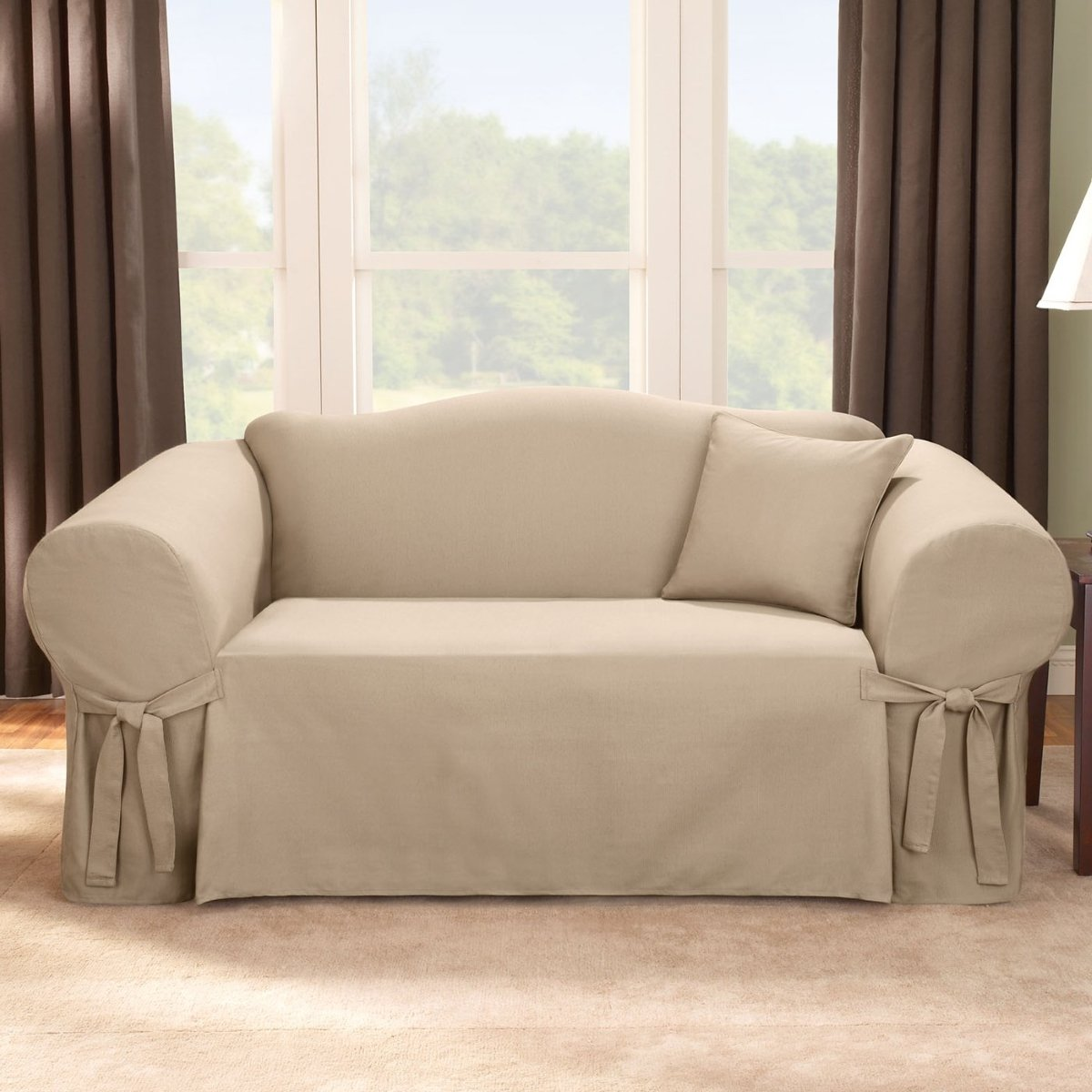 Sure Fit Slipcovers Target  Home Furniture Design
