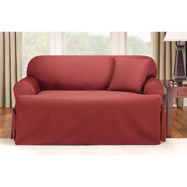 Sure Fit T-Cushion Slipcovers