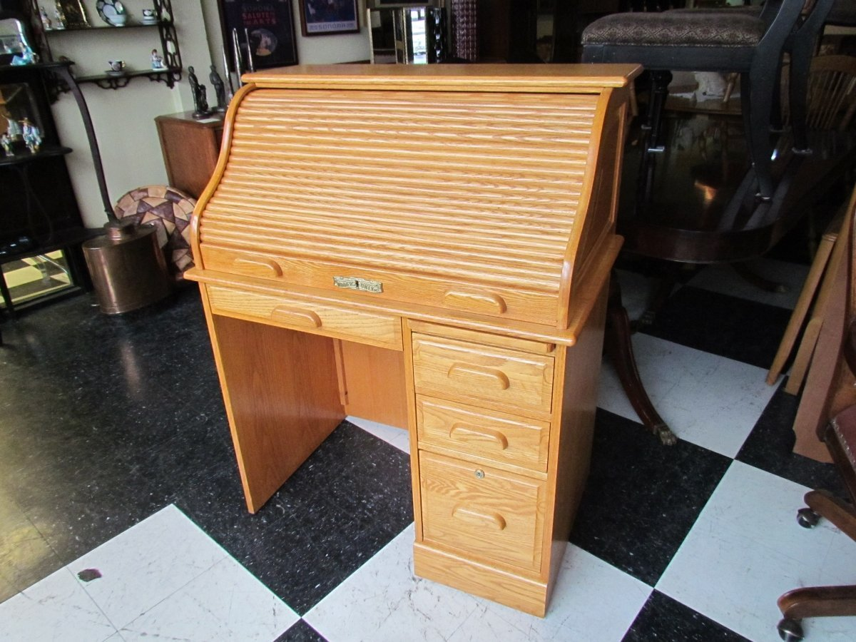Winners Only Roll Top Desk  Home Furniture Design