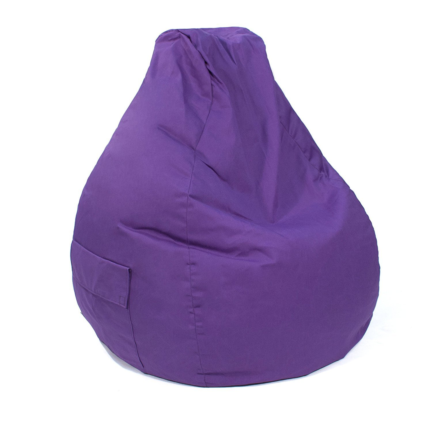 purple bean bag chair set of dining chairs home furniture design