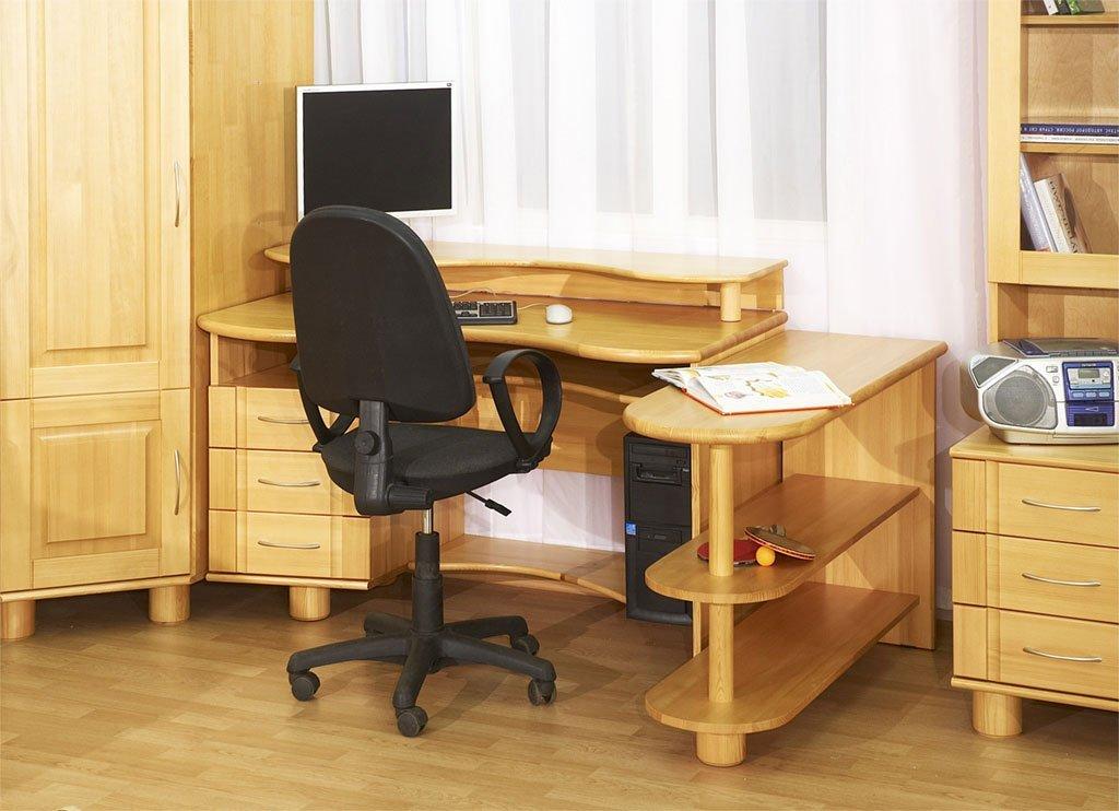 Bedroom Desk  Perfect Accommodation  Home Furniture Design