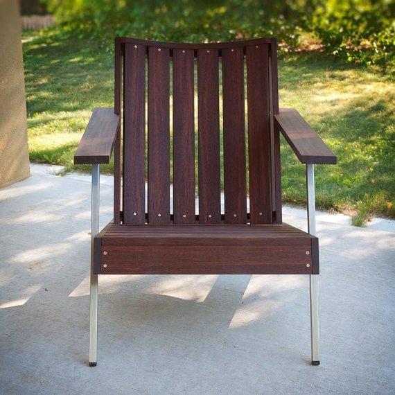 Modern Adirondack Chairs  Home Furniture Design