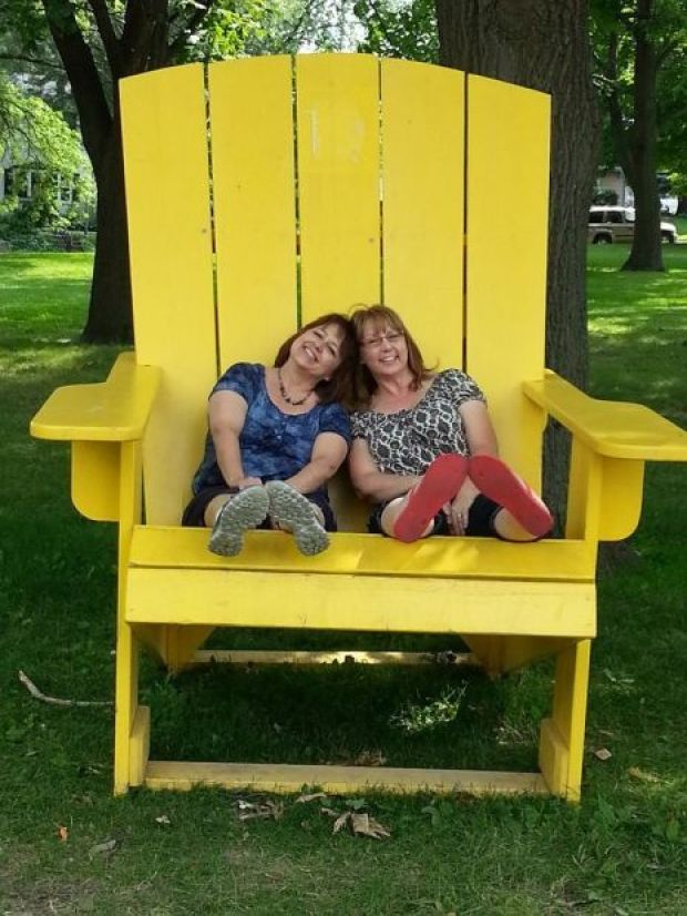 Oversized Adirondack Chairs  Home Furniture Design
