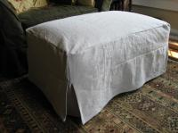 Slipcovers for Ottomans - Home Furniture Design