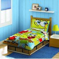 Spongebob Toddler Bed Set - Home Furniture Design