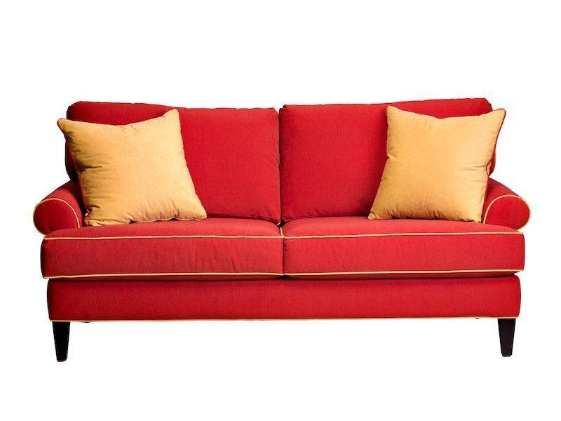 Apartment Size Leather Sofa  Home Furniture Design