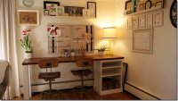 Art Studio Desk - Home Furniture Design