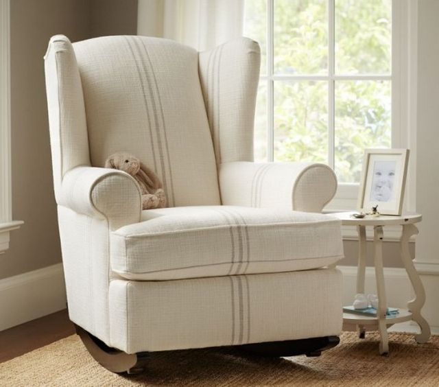 Baby Nursery Rocking Chair