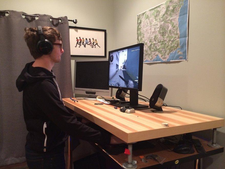 Best Gaming Desk  Home Furniture Design