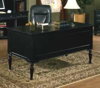 Black Executive Desk - Home Furniture Design