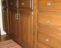Cabinet Door Handles and Pulls - Home Furniture Design
