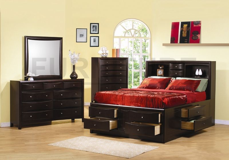 Cheap King Size Bed Sets  Home Furniture Design