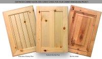 Custom Cabinet Doors Unfinished