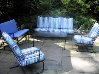 Custom Outdoor Chair Cushions