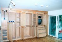 Custom Storage Cabinets - Home Furniture Design