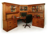 Executive Corner Desk - Home Furniture Design