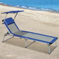 Folding Beach Lounge Chair - Home Furniture Design