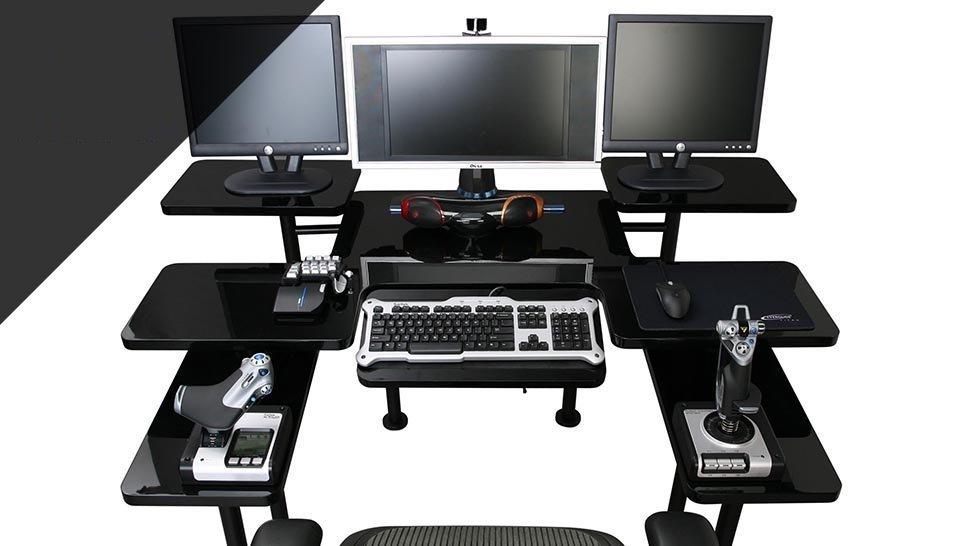 Planning to Shop for a Gaming Desk  Home Furniture Design