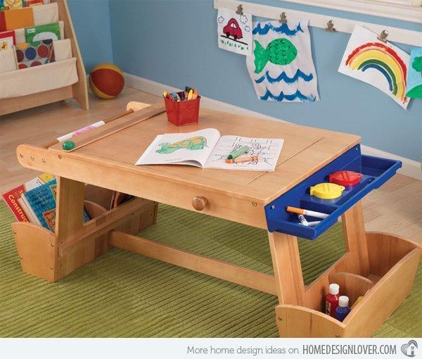 Kids Art Desk  Home Furniture Design