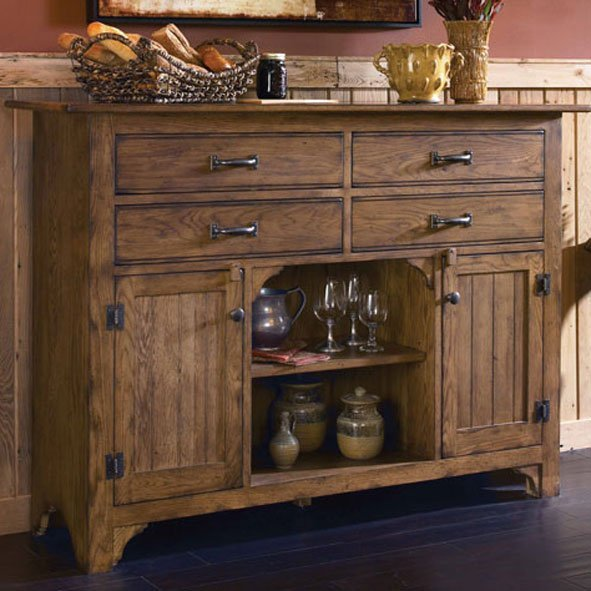 Kitchen Buffet Cabinet  Home Furniture Design