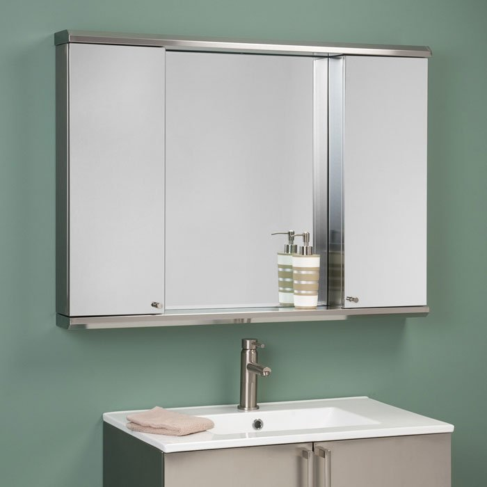 Large Bathroom Medicine Cabinets  Home Furniture Design