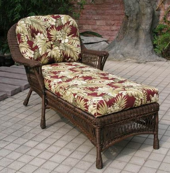 outdoor wicker furniture cushions for chairs Outdoor Wicker Cushions Replacement - Home Furniture Design