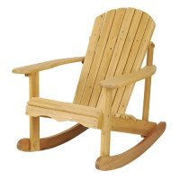 Outdoor Wooden Rocking Chairs - Home Furniture Design