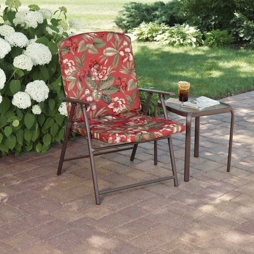 folding chair slipcovers white computer chairs padded lawn - home furniture design